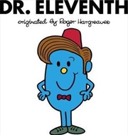 Doctor Who Dr. Eleventh (Roger Hargreaves) | Paperback Book