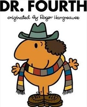 Doctor Who Dr. Fourth (Roger Hargreaves) | Paperback Book