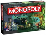 Monopoly: Rick & Morty Edition