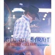 Cowboy Rides Away Live From AT&T Stadium Texas