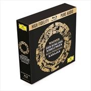 Wagner: Der Ring Des Nibelunge   Blu-ray