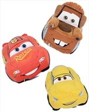 Cars 3 Assorted Plush