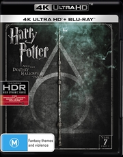 Harry Potter And The Deathly Hallows - Part 2 | Bluray + UHD - Year 7
