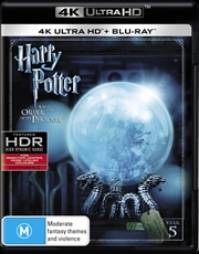 Harry Potter And The Order Of The Phoenix | Blu-ray + UHD - Year 5