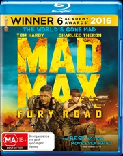 Mad Max - Fury Road | Blu-ray
