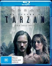 Legend Of Tarzan, The