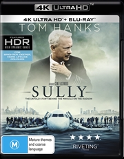 Sully | Blu-ray + UHD