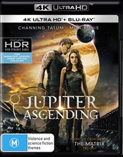 Jupiter Ascending | Blu-ray + UHD