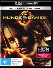 Hunger Games, The | Blu-ray + UHD