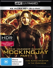 Hunger Games - Mockingjay - Part 1 | Blu-ray + UHD
