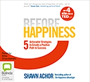 Before Happiness | Audio Book