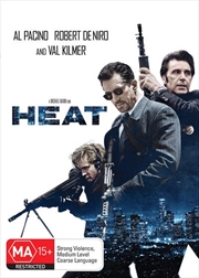 Heat | DVD