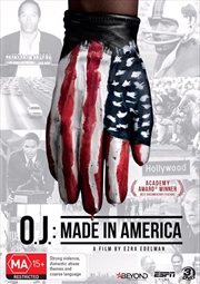 ESPN O.J. -  Made In America | DVD