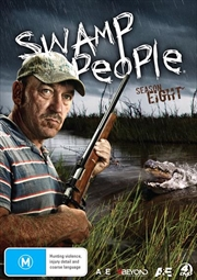 Swamp People - Season 8 | DVD