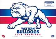AFL - 2016 Premiers Western Bulldogs | Complete Season Collection