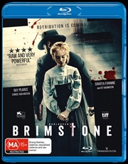 Brimstone | Blu-ray