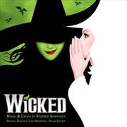 Wicked - Original Cast Recording | CD
