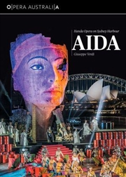 Aida, Filmed Live On Sydney | DVD