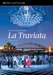La Traviata: Handa Opera Filmed On Sydney Harbour | DVD