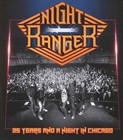 35 Years And A Night In Chicago   Blu-ray