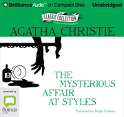 Mysterious Affair At Styles | Audio Book