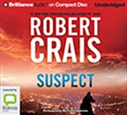 Suspect | Audio Book