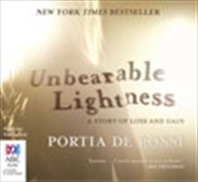 Unbearable Lightness | Audio Book