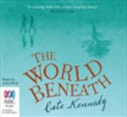 World Beneath   Audio Book