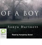 Of A Boy   Audio Book