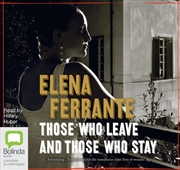 Those Who Leave And Those Who Stay | Audio Book
