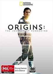 Origins - The Journey Of Humankind | DVD