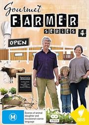 Gourmet Farmer - Series 4 | DVD