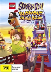 LEGO Scooby-Doo - Blowout Beach Bash