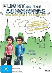 Flight Of The Conchords | Series Collection