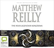 Four Legendary Kingdoms   Audio Book