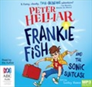 Frankie Fish And The Sonic Suitcase | Audio Book