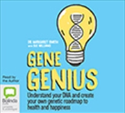 Gene Genius | Audio Book
