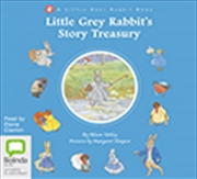 Little Grey Rabbits Story Trea | Audio Book