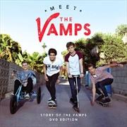 Meet The Vamps | DVD