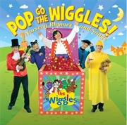 Pop Goes The Wiggles! Nursery Rhymes & Songs | CD