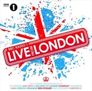 Bbc Radio 1 Live From Lond | CD