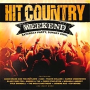 Hit Country Weekend | CD