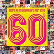 Hits and Memories Of The 60s | CD