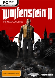 Wolfenstein 2 The New Colossus | PC