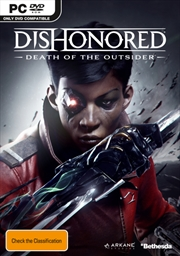 Dishonored Death of the Outsider | PC
