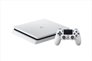 PlayStation 4 Console 500GB Slim White