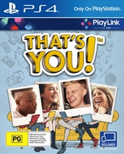 Thats You: Playlink | PlayStation 4