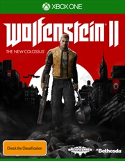 Wolfenstein 2 The New Colossus | XBox One