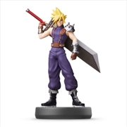 Nintendo amiibo Character Cloud 1 (Smash Bros Collection)