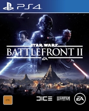 Star Wars Battlefront 2 | PlayStation 4